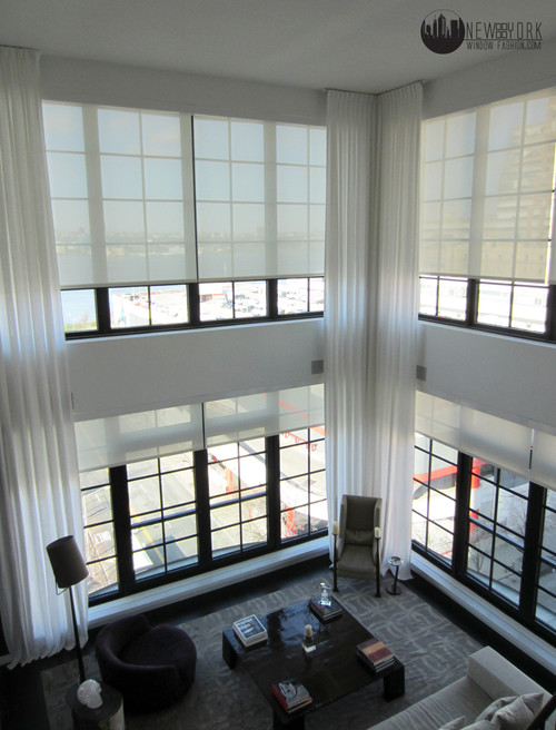 On what side should the outlet for motorized blinds be placed solutioingenieria Choice Image