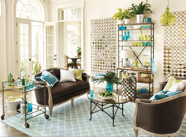 BALLARD DESIGN Style Interior Ideas