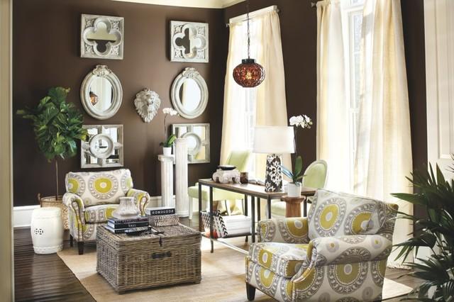 living room traditional living room atlanta by ballard designs. Black Bedroom Furniture Sets. Home Design Ideas