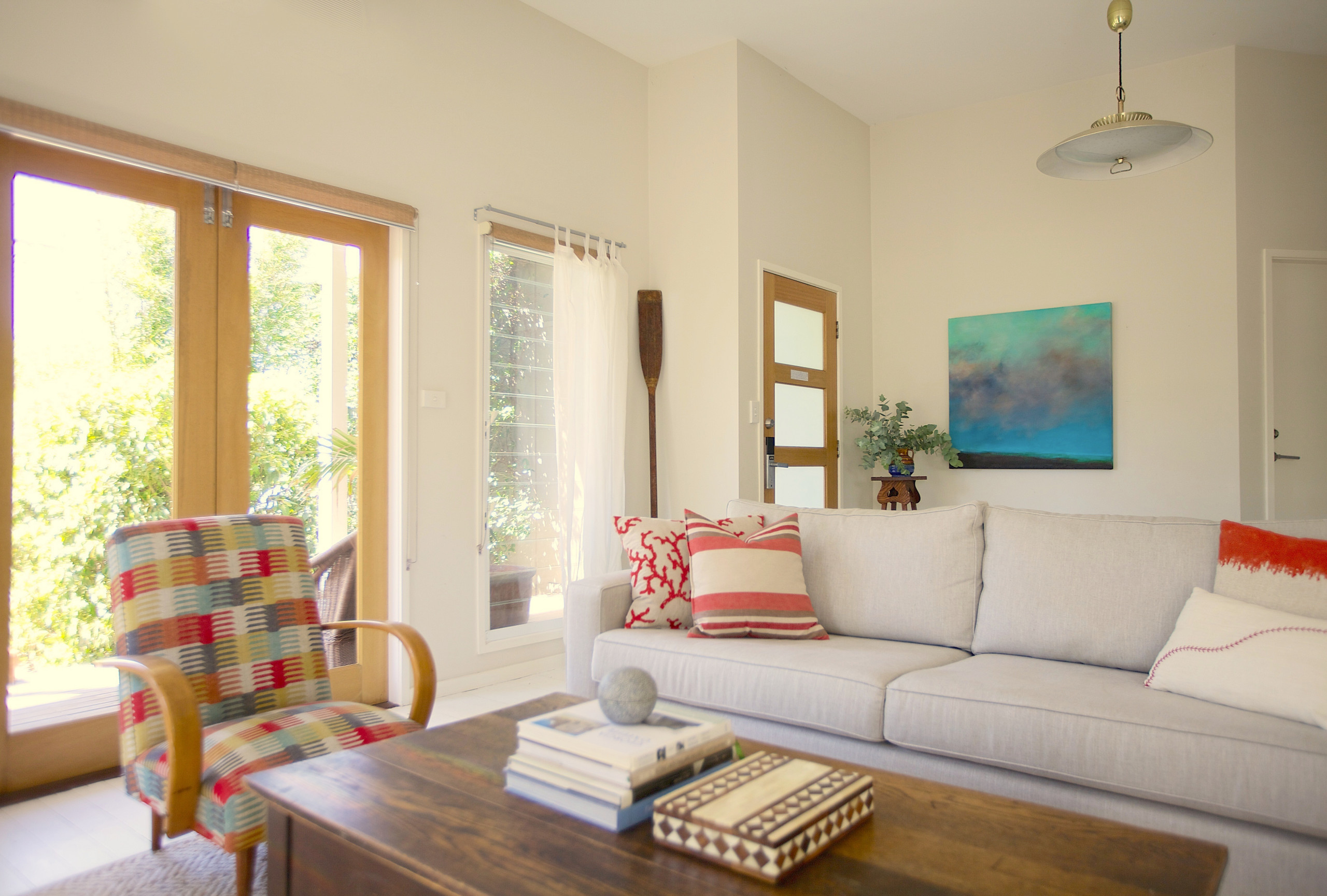 Living Room - Beach house