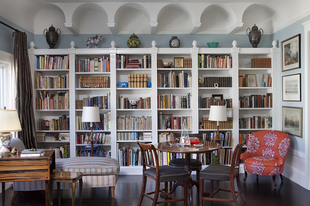 living room bookcases eclectic living room san francisco by