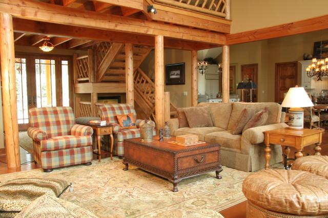 Living Room By Paige Patterson At Sheffield Furniture Interiors