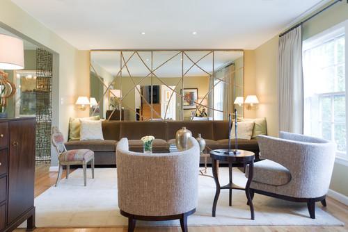 Mirror behind sofa - Sheffield furniture and interiors ...