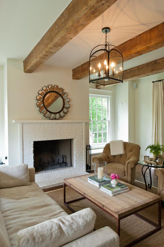 Living Room - Traditional - Living Room - Nashville - by ...