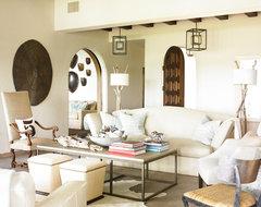 Living Room beach-style-family-room