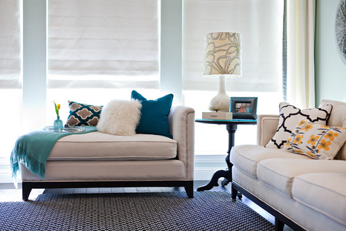 The Layered Look Decorating With Throw Blankets And
