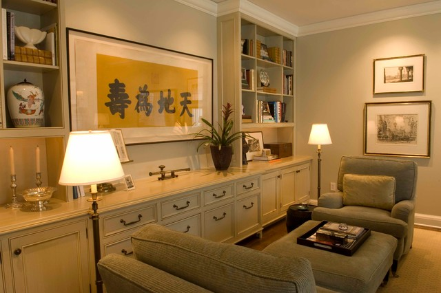 Living Room / Chicago, IL traditional-living-room