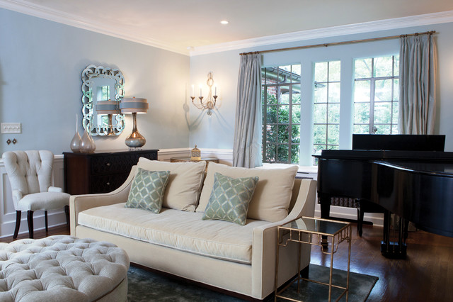 Client Living Room Modern Living Room New York By Coco Curtain Studio And Interiors