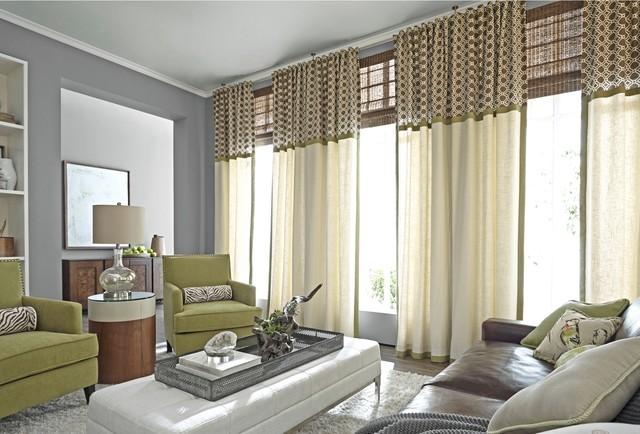 Living Room Custom Decorating living-room