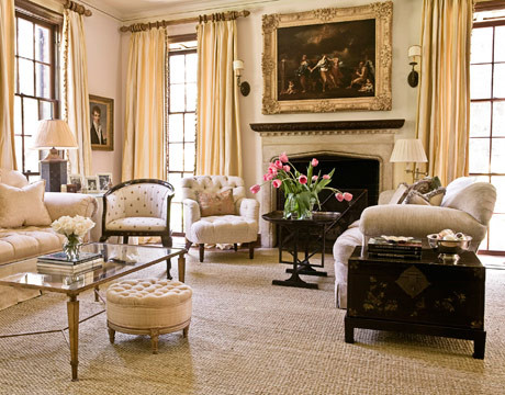 Good Living Room Decorating Ideas   Living Room Designs   House Beautiful  Traditional Living Room