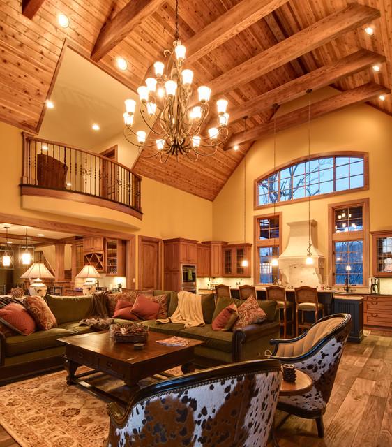 Living Room Design traditional-living-room