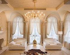 living room mediterranean-living-room