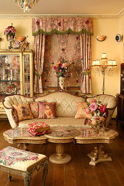 living room - Victorian - Living Room - Other - by Elad Gonen
