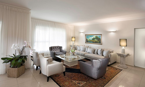 Similarly, One Can Plan Of Any Synopsis And Choose The Color According To  That. Contemporary Living Room