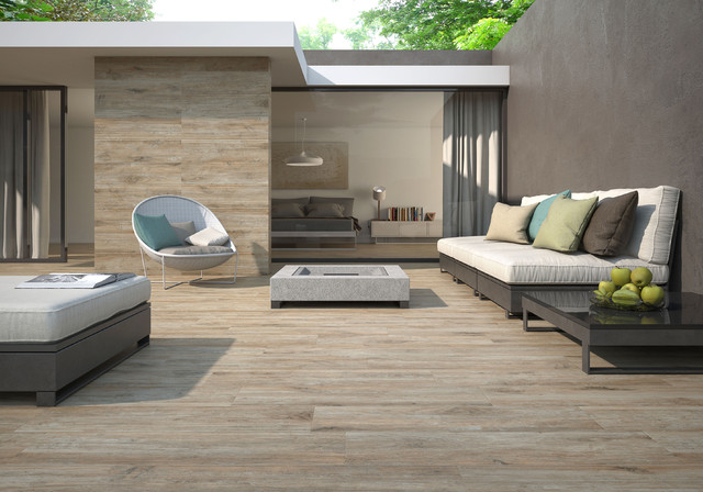 Living Room Flooring Modern Living Room Toronto By Sarana Tile