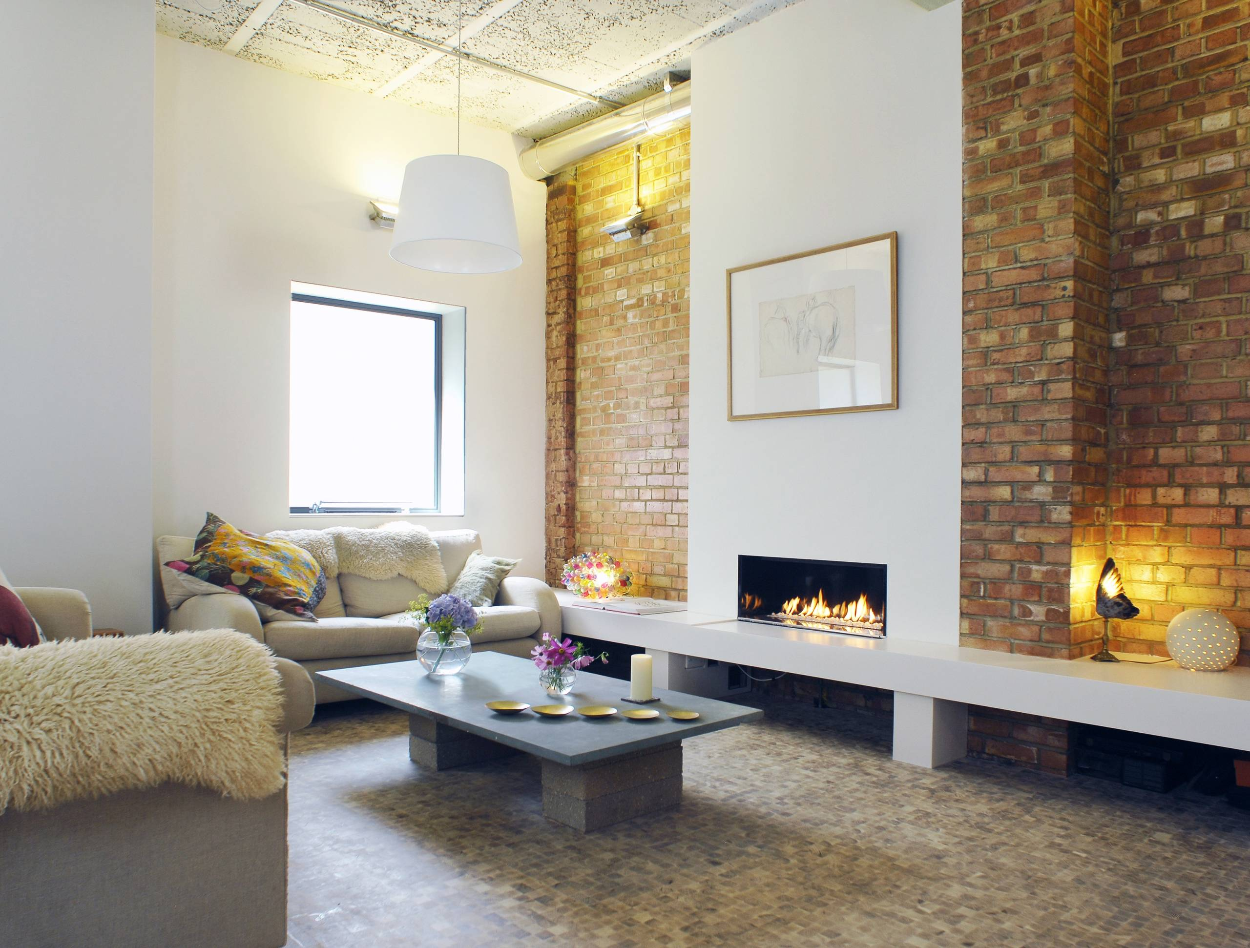 Chimney Breast Living Room Ideas Photos Houzz