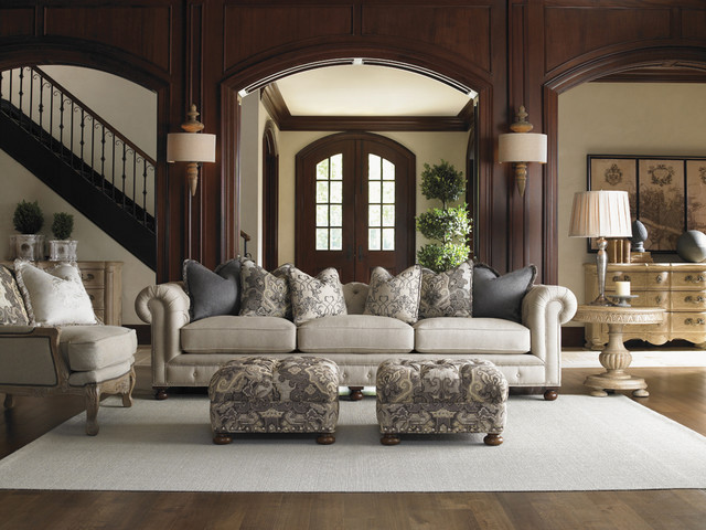 Transitional Living Room Furniture : Living Room Furniture