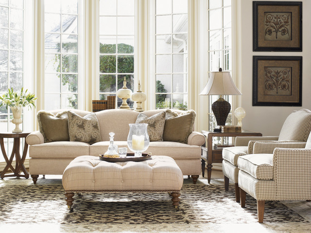 Living room furniture for Transitional living room decor