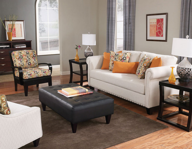 Living Room Furniture Collections contemporary-living-room
