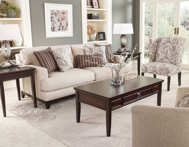 Living Room Furniture Collections contemporary living room