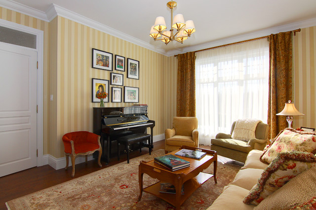 Living room for Livings clasicos