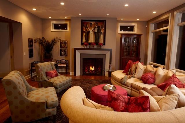 Living Room Gallery contemporary-living-room
