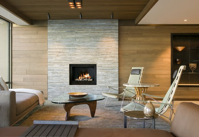 11 Popular Materials for Fireplace Surrounds