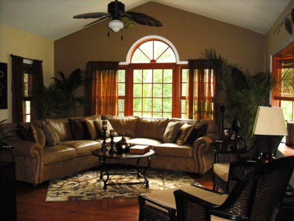 Living room ideas for Comfy family room ideas