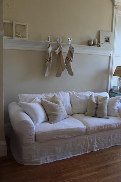 Living Room Shabby Chic Style Living Room