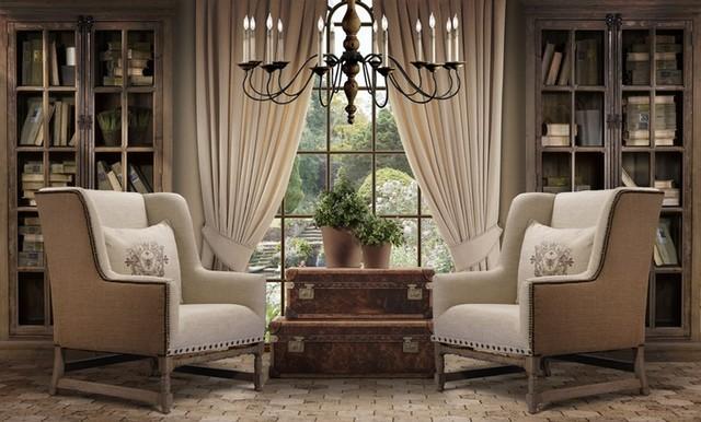 Living Room Inspiration traditional-living-room