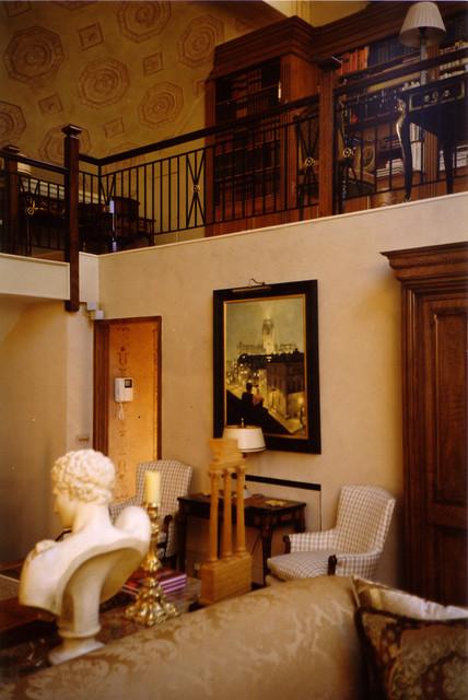 Living Room Interior Design - Holland Park, London traditional-living-room