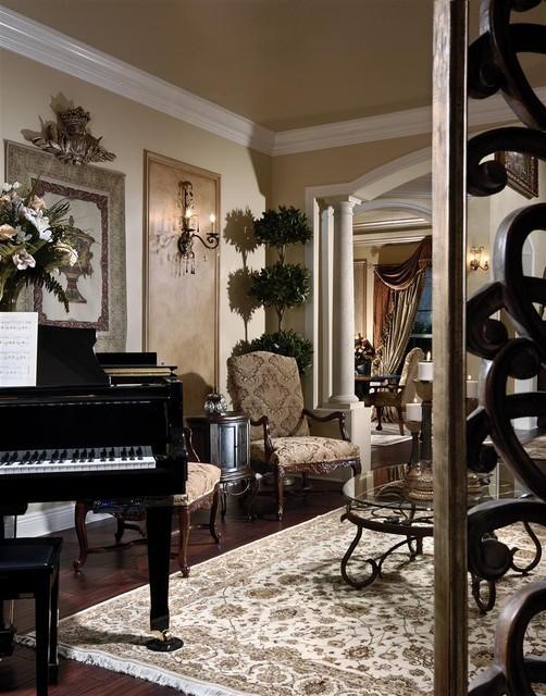 Living Room traditional-living-room