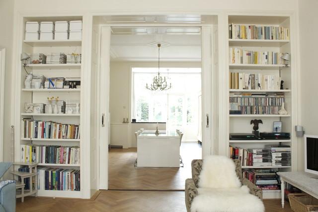 modern living room by Iris