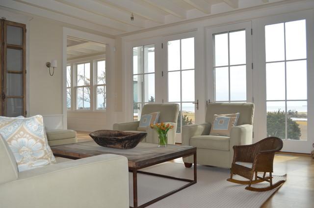 living room beach-style-living-room