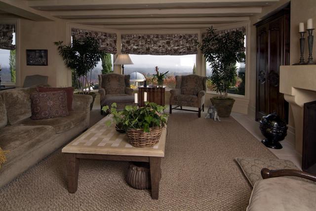 Scott Living Room traditional-living-room