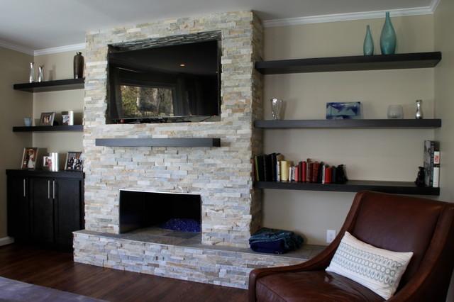 Living Room Kenwood Bethesda Md Contemporary Living