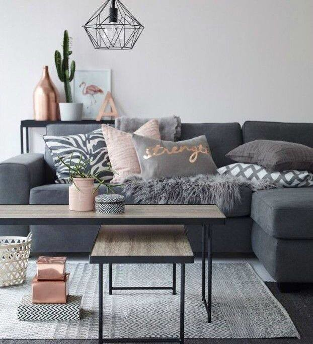 Living room - mid-sized scandinavian formal and enclosed dark wood floor living room idea in New York with white walls, no fireplace and no tv