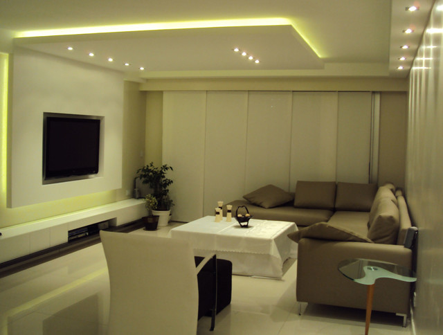Living Room Led Light Strip Demasled Modern