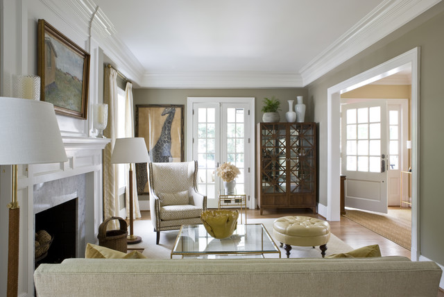 residential interior design projects traditional