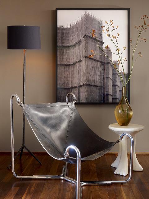 Living Room Contemporary Living Room San Francisco