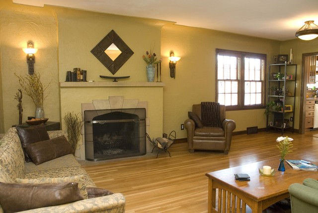 Living Room craftsman