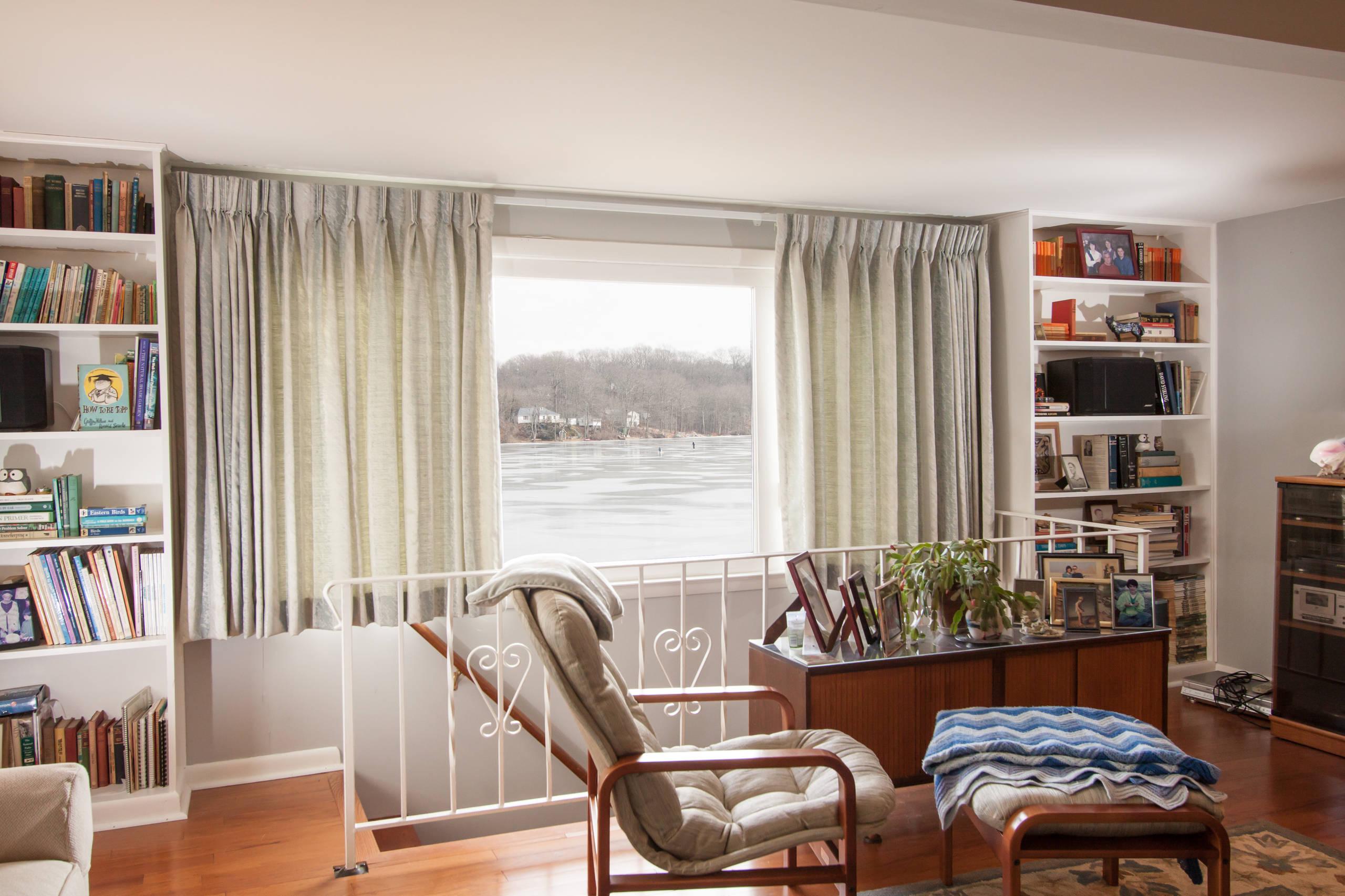 Living Room on the Lake