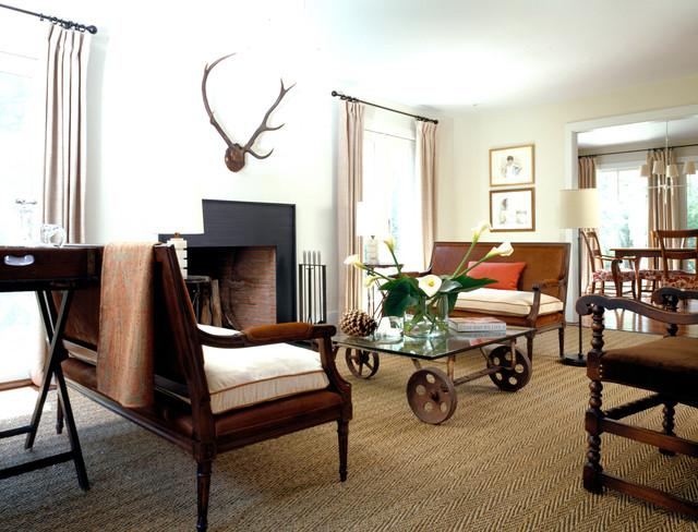 Living Room farmhouse-living-room