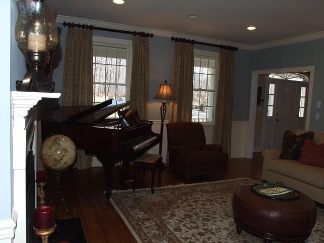 Living Room Re-do traditional-living-room