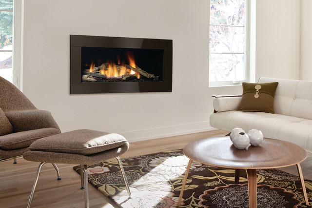 Regency Horizon HZ40E gas fireplace living-room