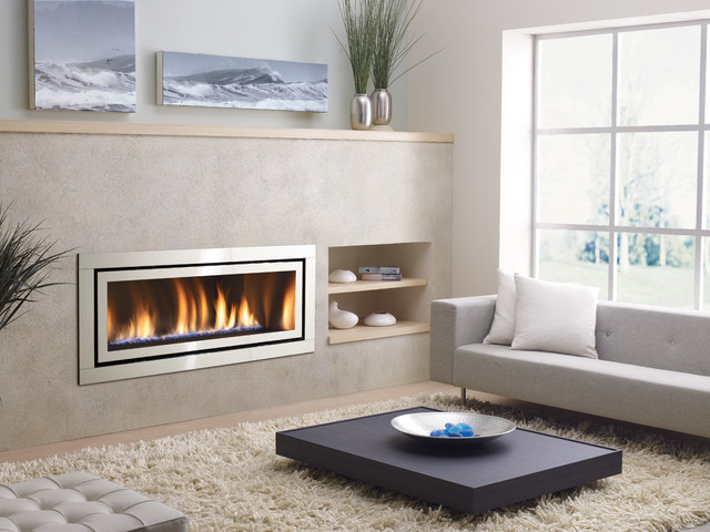 Regency Horizon HZ54E modern gas fireplace modern fireplaces