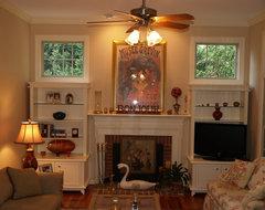 Living Room remodeling,Elkridge, MD traditional-living-room