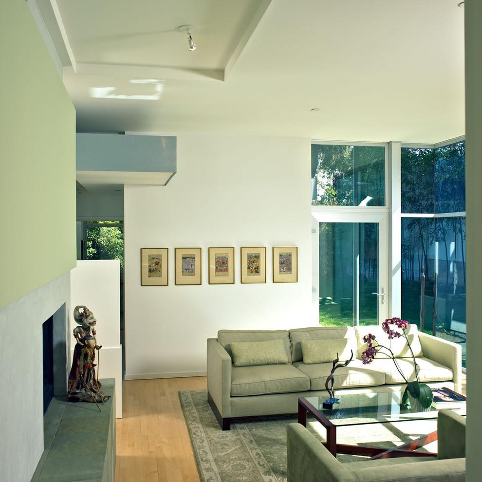 低调优雅客厅装饰设计图片