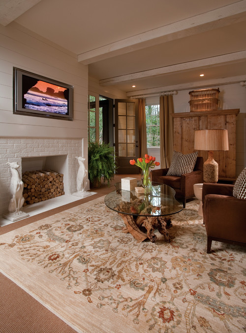 2 Tips To Help You Choose The Best Rug For Where You Entertain