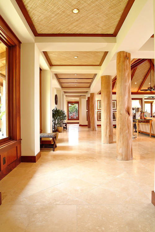 How To Emphasize Architectural Details Using Support Beams Holzman Interiors